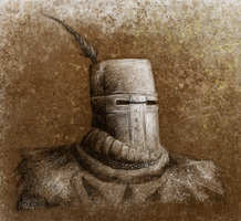 Solaire of Astora by Hewison