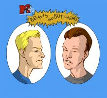 Beavis and Butthead PH by thecreatorhd
