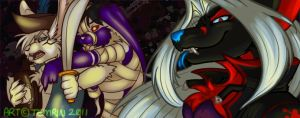BCFurries.com October Banner by Temrin