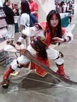 Zhou Yu at AnimeBoston by TheGuardianDragon