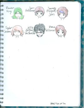 GCftWaB class list page 2 by strawberrypower009