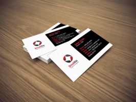 Free Clean Business Card Design by thearslan