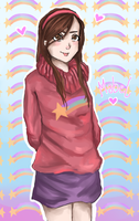 Mabel by serpchi