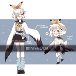 [adopt] Seaside Serenade [closed] by minivai