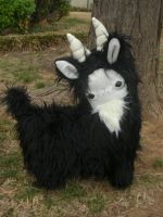 Nicodemus the Billy Goat by lumpybits