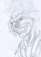 Twisted Metal Clown by A-Train409