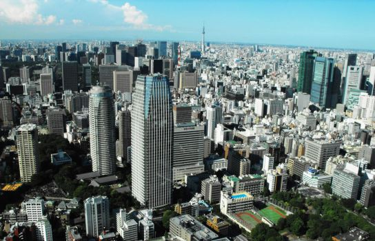 A little of Tokyo by SesyLia