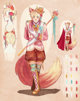Princeling by Canaryko