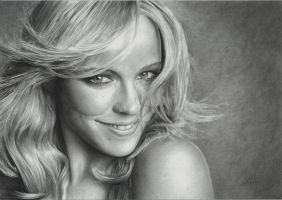 Rachel McAdams by scratch12
