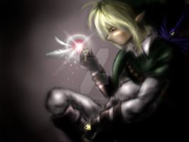 Link with a Broken Heart by Neonlonely