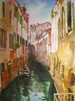Venice by milanglo