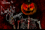 DarkArtOffsprings Halloween Header [GIF] by Venithy