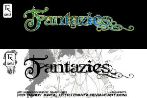 Fantazies Logo by VSConcepts