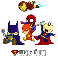 Super Babies by KillerCubivore