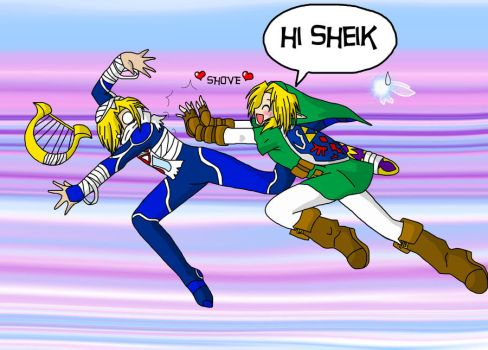 HI SHEIK by Humanoid-Magpie