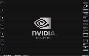 Nvidia Desktop 2oo9 by HuGo07