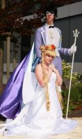 King Endymion Queen Serenity by BellaHime