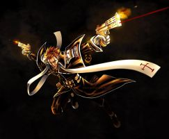 Tres Iqus - Trinity Blood by Noiry