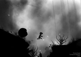 Limbo Fan Art by ThomasBrettRussell