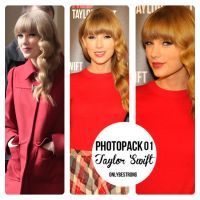 Photopack 01 Taylor Swift by onlybestrong