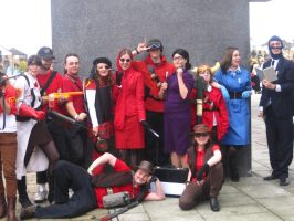 MCM Oct 2011 - TF2 Meet by Cubie-Panda