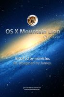 Mountain Lion OSX Space Booster by jamesinorbit
