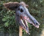 Lord of the Flies pig head prop by RabidTrapper