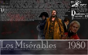 Les Miserables by DragonIce85