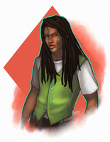 Fiyero by daPatches