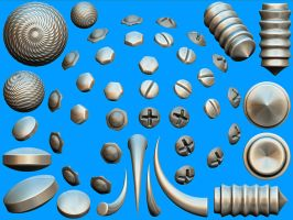 Misc Objects 005 by pixelchemist-stock