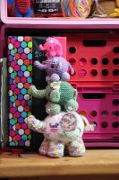 Stack-o-phants by CraftedKansas