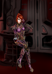 Kerrigan at Hyperion by pegasi-tw