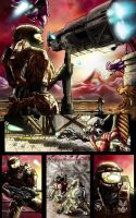 TO Halo page 1 Color by kevinenhart