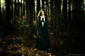 Lady of the Forest by Manwariel