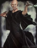 Voldemort Finished by ChalkTwins