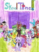 Skool Time - Cover by Aissu