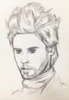 Jared Leto by putridCheese