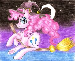 + Halloween Pinkie + by x-CrystalRose-x