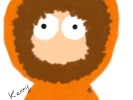 Kenny From South Park by LunaticNate