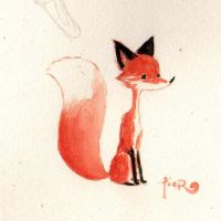 Volpe - Fox by Pirs4x