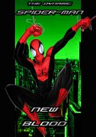 The Dynamic Spider-Man 01 New Blood Chapter 3 by stick-man-11