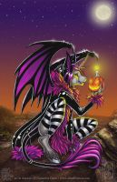 Halloween Light by ultravioletbat