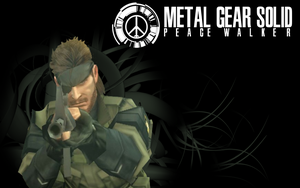 Metal Gear Solid Peace Walker by dpmm07