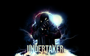 Undertaker Wallpaper by RageKG