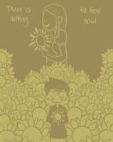 sunflower fields by Socks-and-Notebooks