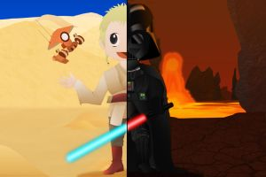 May the Fourth 2012 - WIP by karlarei2003