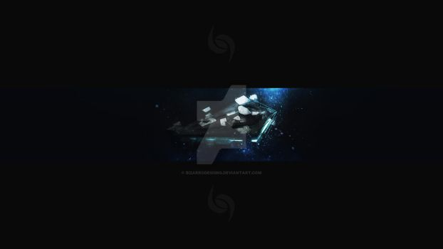 Evol Youtube Banner by BizarroDesigns