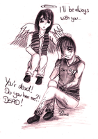 The Walking Dead - Ben and Carley by Livvy-san