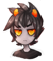 Karkat Hates Everything by AkatsukiCat