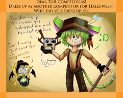 ToR Halloween Meme by Terrimou